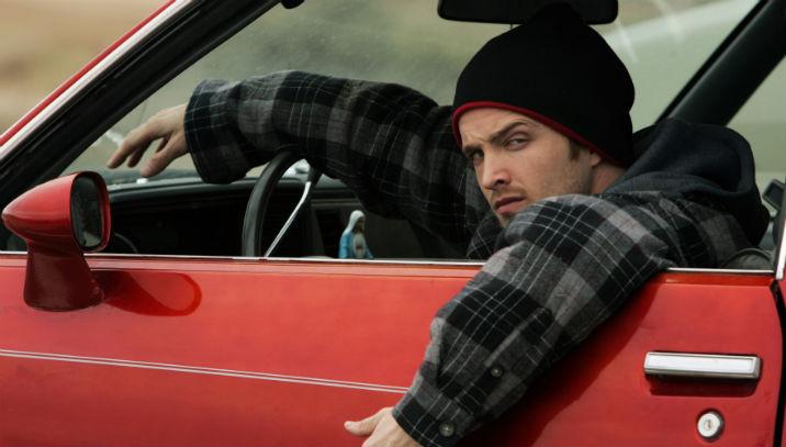 Jesse Pinkman - Breaking Bad. Copyright AMC