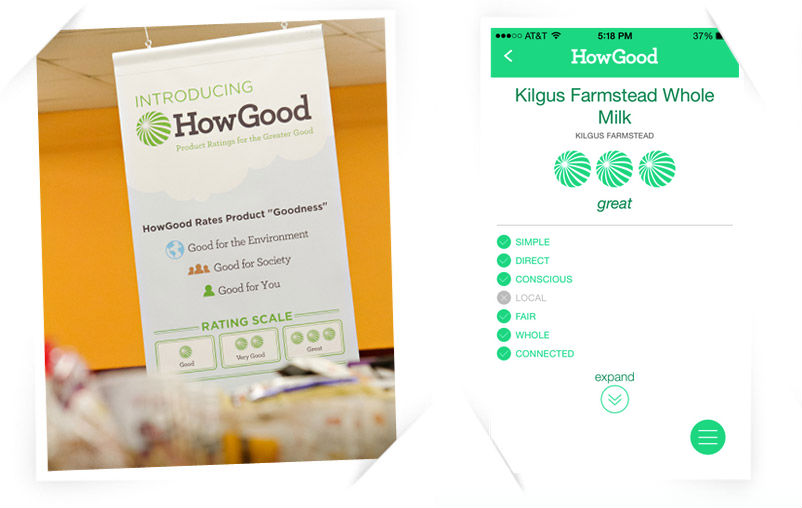 HowGood sustainable shopping