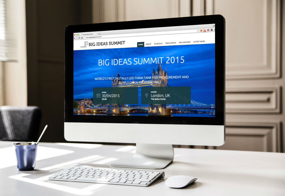 Procurious Big Ideas Summit 2015
