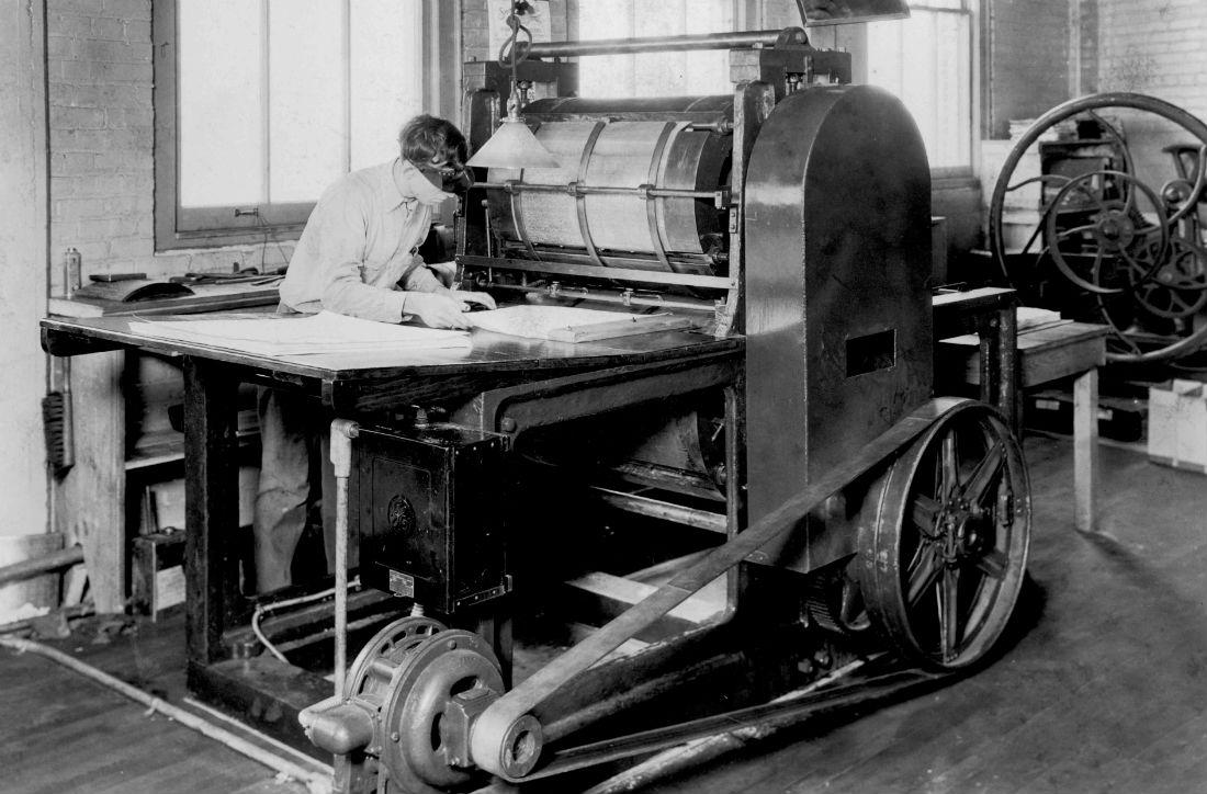 Bramlette-Cylinder-Press
