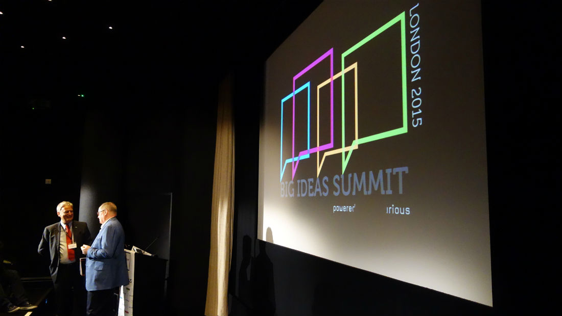 How the Twitterverse reacted to #BigIdeas2015