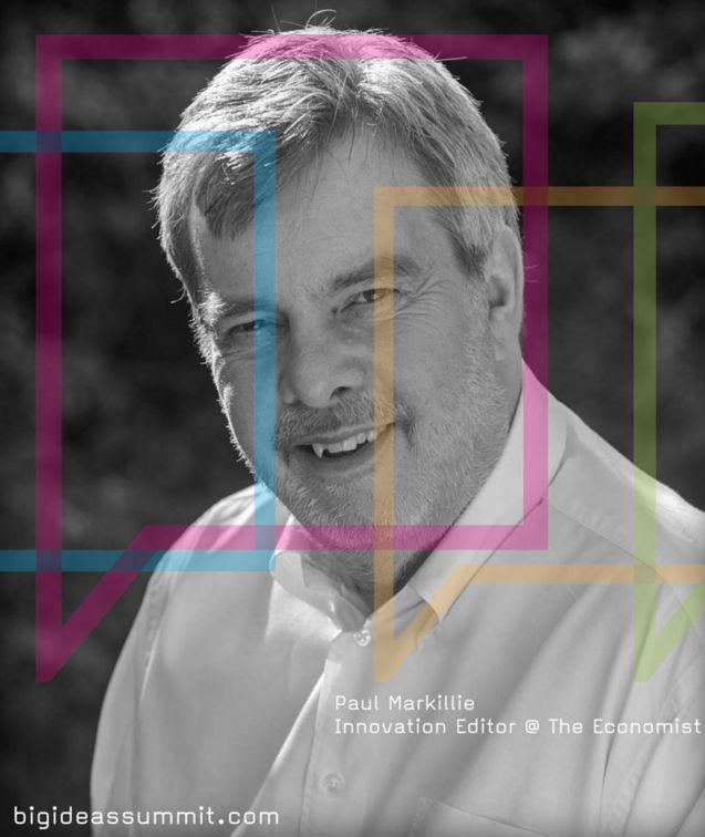Big Ideas Summit - Paul Markillie