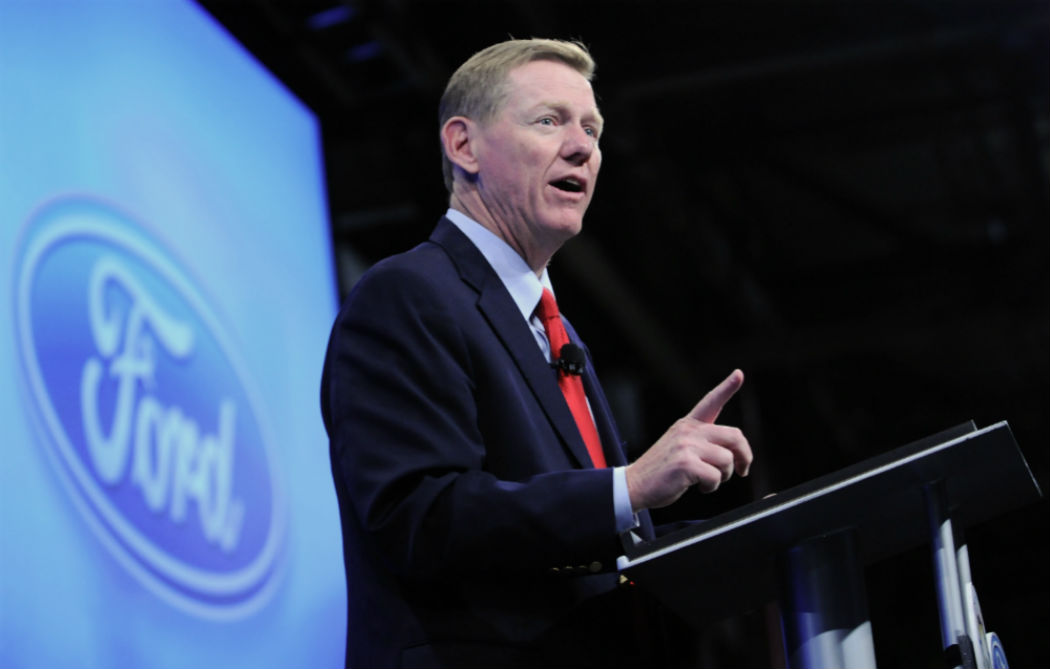 Alan mulally the secret to success in one slide blog for Ford motor company alan mulally