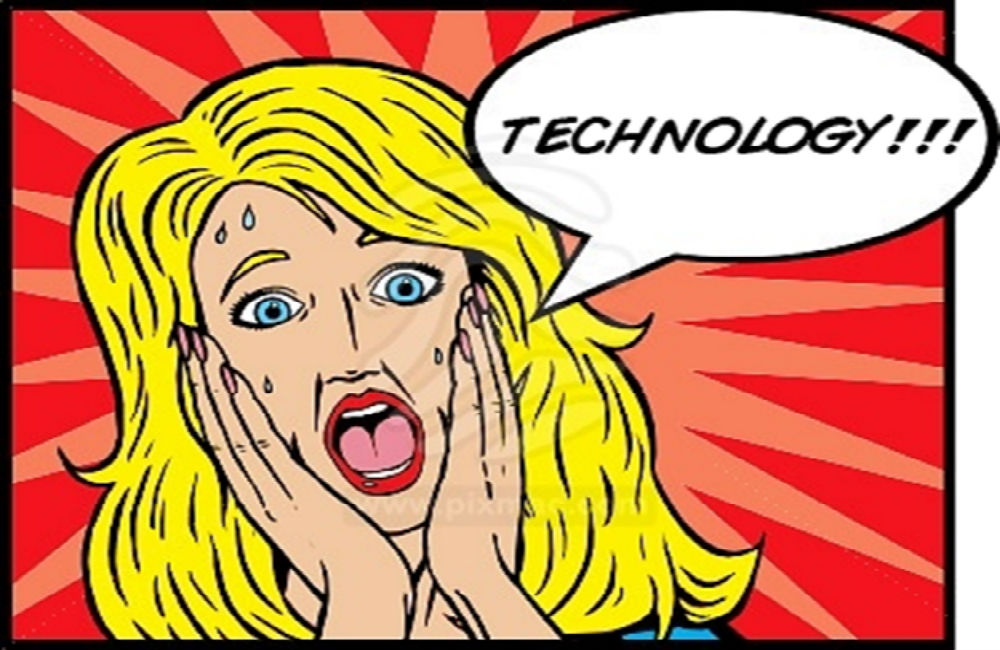 Technology Fear Hospitality