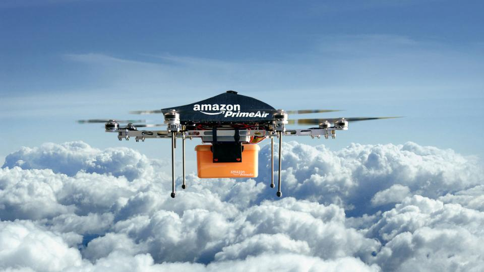 Why Supply Managers Need To Be Ready For Delivery Drones