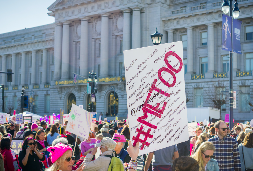 Metoo: Coming To Your Workplace In 2018 - Blog | Procurious