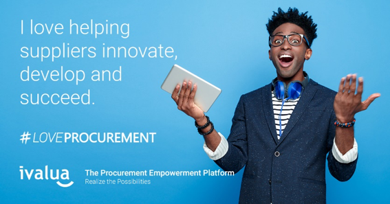 Procurement is already awesome.