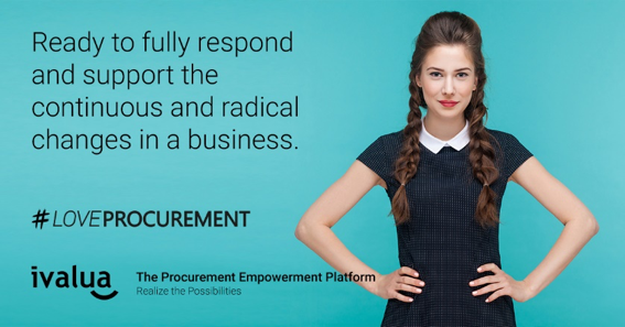 Procurement is already awesome